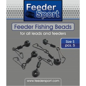 Segtukai Feeder Sport Feeder Fishing Beads