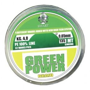 Pintas valas Maver Green Power, 135 m