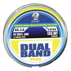 Pintas valas Maver Dual Band, 135 m