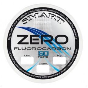 Fluorokarbono valas Maver Zero, 50 m