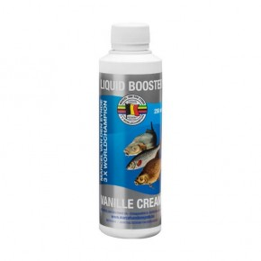 Skystas priedas Marcel Van Den Eynde Liquid Booster Vanille Cream