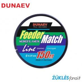 Valas Dunaev Feeder-Match plūdinei ir dugninei meškerei