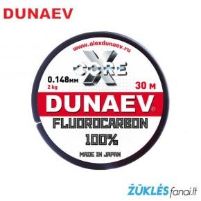 Fluorokarbono valas Dunaev XCore