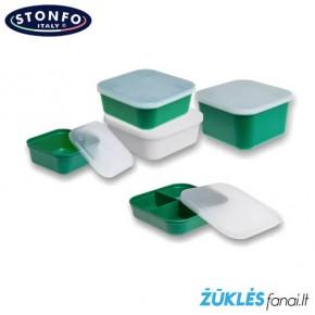 Kokybiškos masalų dėžutės Stonfo Quadrate