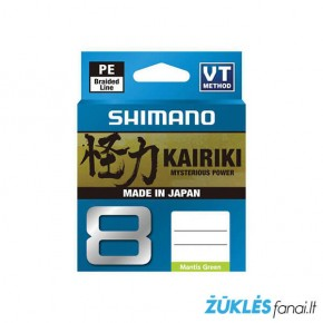 Pintas valas Shimano Kairiki 8