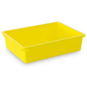 Indas jaukui Tubertini MK Yellow Plastic Tray