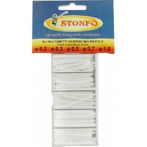 Stonfo silikoninių vamzdelių rinkinys